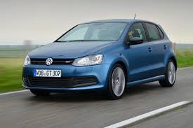 volkswagen polo black 2017 vw polo blue gt review auto express