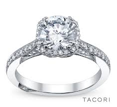 Tacori Wedding Rings by The Artistry Of A Tacori Engagement Ring
