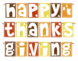happy thanksgiving from u u