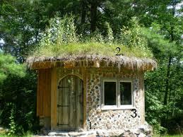 Fairy House Plans by A Fairy Tale Worthy Hobbit House Hgtv