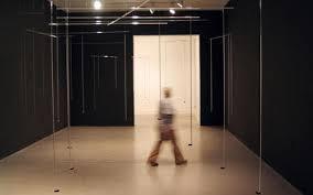Dark Matter Pedestal Play In Three Acts Beall Center For Art Technology