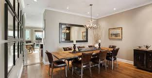 Fancy Dining Rooms Need A Bigger Dining Room These Chicago Apts Space Domu
