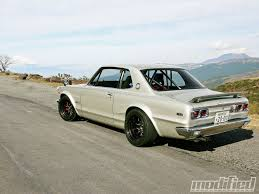 nissan hakosuka for sale 1970 nissan gt r the original gt r modified magazine
