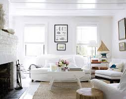 all white home interiors living room 3d rendering of interior living room and