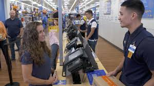 amazon black friday returns walmart automates online returns and gets ahead of amazon for a