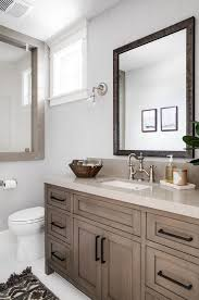 how to clean wood cabinets in bathroom home bunch homebunch on stained kitchen