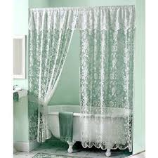 Vintage Style Shower Curtain Shower Curtains With Valance Fa123456fa