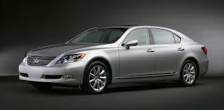 lexus hybrid sedan lexus debuts revised ls 600h l hybrid motorlogy