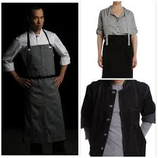 chef gear for your career today utility bib apron rebel chef jacket