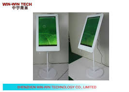 win player android table stand android network digital signage 19 white lcd