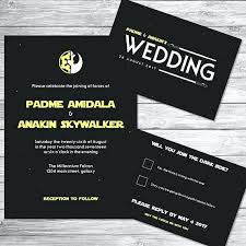 wars wedding invitations fresh wars themed wedding invitations or wars wedding