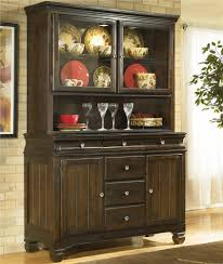 Chinese Buffet Greenville Nc by Ashley Furniture Hayley Contemporary China Buffet With Drawer And