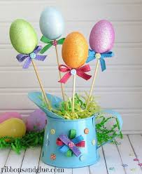 Easter Decorating Ideas Homemade by Best 25 Easter Centerpiece Ideas On Pinterest Spring
