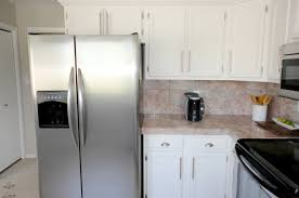 painted laminate kitchen cabinets kitchen how to paint kitchen cabinets white competent spraying