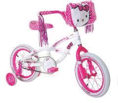 target black friday slickdeals target kids hello kitty bike white pink 14