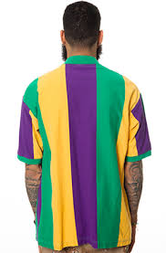 mardi gras polo shirts buried alive vintage the mardi gras polo in purple karmaloop