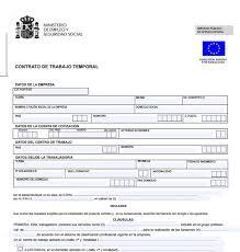 bonificaciones contratos 2016 tipos de contratos temporales en hostelería y restauración