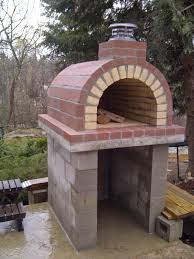 the tildsley family wood fired pizza oven in massachusetts