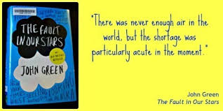 The Fault In Our Stars Meme - the fault in our stars by john green