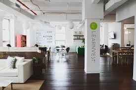 inside learnvest s cool nyc headquarters office spaces office