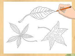 tutorial menggambar orang dengan pensil 3 cara untuk menggambar pohon wikihow