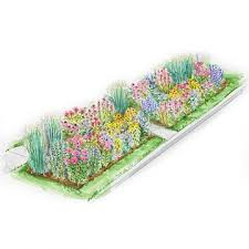 97 best garden design plans images on pinterest flower gardening