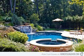 Garden Pool Design BACKYARD LANDSCAPE DESIGN - Backyard landscape designs with pool