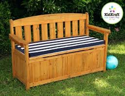 outdoor pool storage bench patio storage bench and plus boxes for