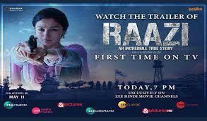 film everest warszawa raazi trailer to be aired on zee hindi movie channels