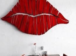 wandgestaltung rot ideen für wandgestaltung coole wanddeko selber machen freshouse