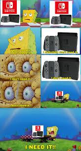 Nintendo Memes - i need the nintendo switch meme by wildcat1999 on deviantart