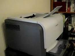 samsung clp 300 color laser printer for sale youtube