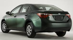nissan versa que tal es toyota corolla 2014 1 8 lts de 140 hp más audaz u2013 alvolante info