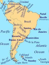 city map of brazil recife map