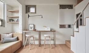 micro apartment interior design gallery of 22m2 apartment in taiwan a little design 13