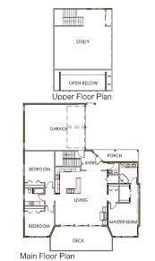 Sips Floor Plans Hillside House Plan Efficient Centralized 3 Level Plan With A 2