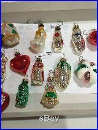 vtg lot 23 mib germany west german ornaments mercury glass