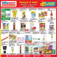 Pasta Gigi Di Alfamart katalog harga promo alfamart jsm akhir pekan 29 maret 01 april