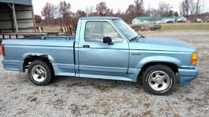 Ford Ranger Work Truck - rare ranger 1989 ford ranger gt