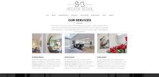 Websites For Interior Designers by New Website For Smb Interior Design Web Design In Bournemouth