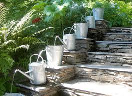 homey inspiration garden fountains ideas modern decoration