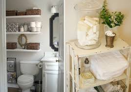 small bathroom wall shelving ideas