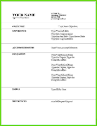 Prepare Resume 5 How To Make A Resume For Job Bibliography Format
