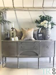 Curved Sideboard Chalk Paint Revived Furniture U2013 Taylored Revival