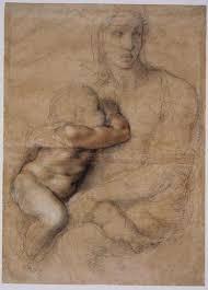 art review u0027michelangelo sacred and profane u0027 at the mfa the