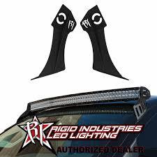 Rigid 50 Led Light Bar by Rigid 40161 Ford F150 Raptor Roof Mount Kit 50 Inch Light Bar