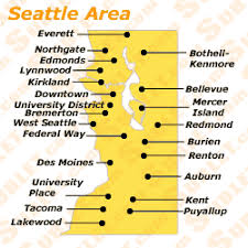 1 Bedroom Apartments Seattle by Seattle Area Furnished Apartments Sublets Short Term Rentals