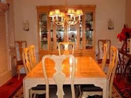 Transport A DREXEL HERITAGE CORINTHIAN DINING ROOM SET  CHAIR To - Drexel heritage dining room