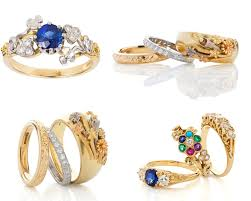 weddings rings london images Beautiful vintage inspired engagement wedding rings from the jpg