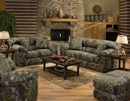 Set Furniture Living Room Camo Furniture Living Room Sectionals Mossy Oak Camouflage
